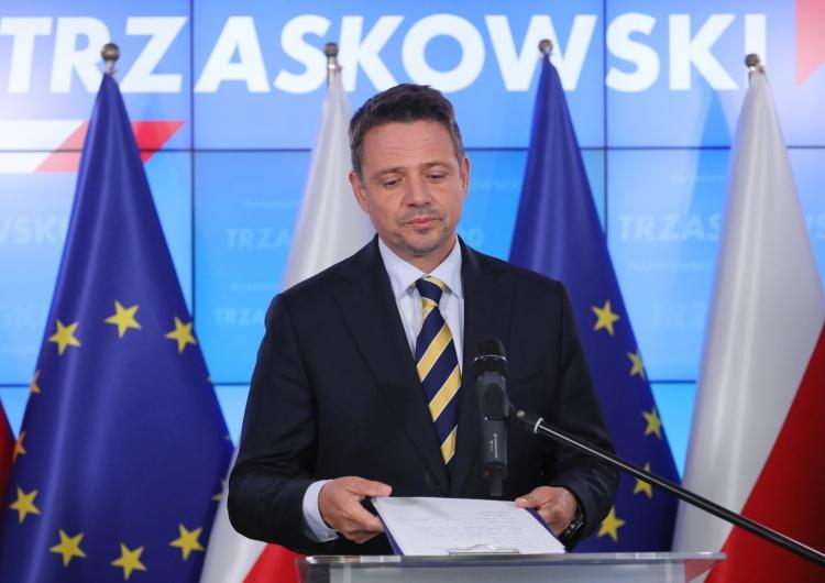 """Paweł Supernak """"TVP urządzała seanse nienawiści"""". Komitet wyborczy Trzaskowskiego składa protest wyborczy do SN"""