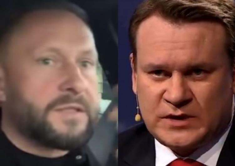 """""""Nie pij tyle, bo już nawet szpilki w męskim..."""". Ostra sprzeczka między Durczokiem a Tarczyńskim"""