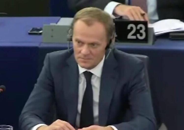 PiS zadecydował, że Polska nie poprze Donalda Tuska w wyborach na Przewodniczącego RE