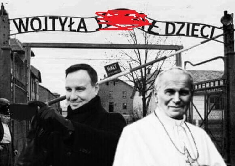 """Poprosiliśmy Facebook o komentarz w/s grupy z tekstem """"Wojtyła [...] dzieci"""". Otrzymaliśmy odpowiedź..."""