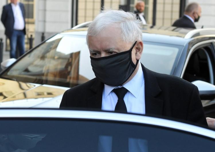 """""""Rz"""": Kaczyński chcegłebokiejprzebudowy swojej formacji.""""Największa zmiana w PiS od lat"""""""