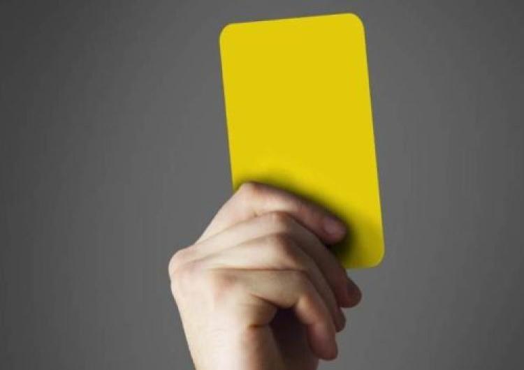 """""""Solidarność"""" wręcza kolejną żółtą kartkę"""