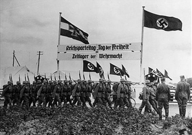 16 marca 1935 r. - utworzenie Wehrmachtu. Część 2 - od Nocy Długich Noży do Anschlussu