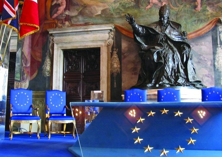 Sześćdziesiąt lat temu podpisano Traktaty Rzymskie – prawne podwaliny dzisiejszej Unii Europejskiej