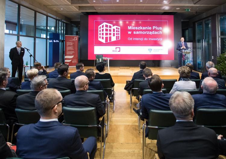 Prezes BGKN: mamy 5 mld zł na Mieszkanie plus