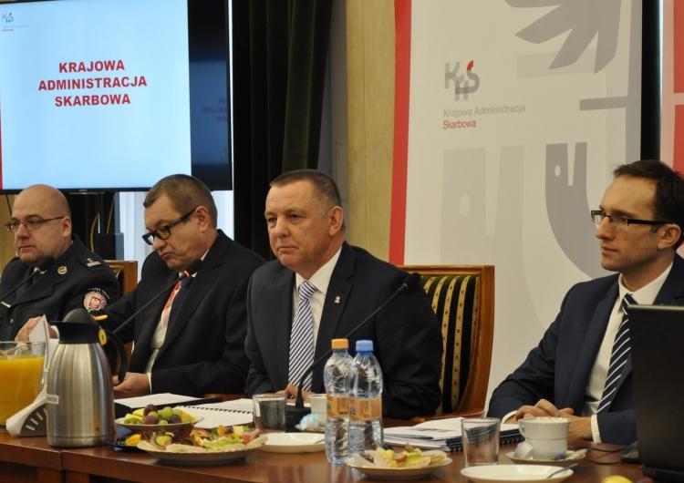 Szef Krajowej Administracji Skarbowej: dzięki KAS dochody do budżetu wzrosły