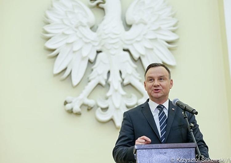 Krzyszof Sitkowski/KPRP Prezydent Andrzej Duda: są zaplanowane ogromne, niewyobrażalne pieniądze na modernizację polskiej armii